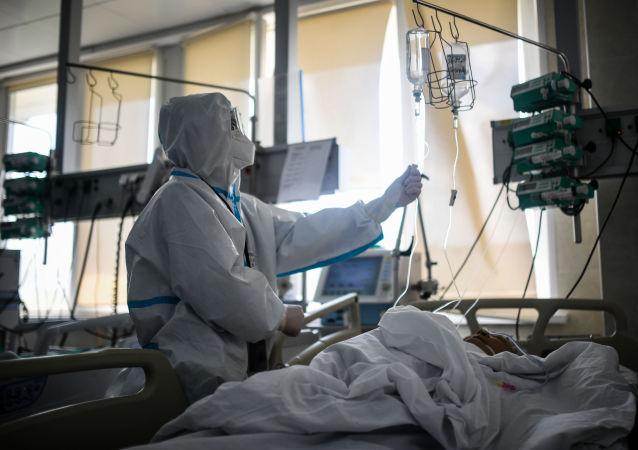 美國科學家發現新的治療冠狀病毒的潛在方法