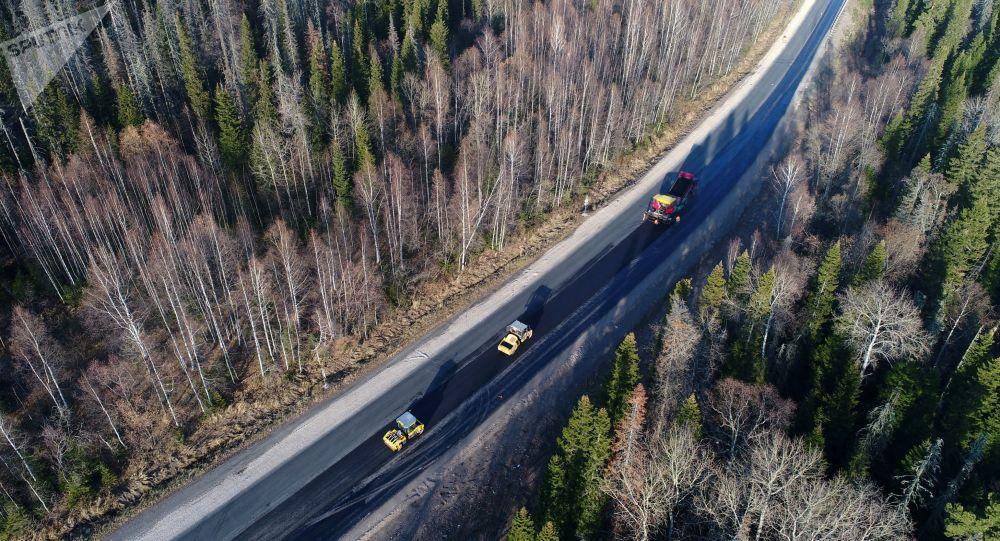 俄總理稱將從俄國家福利基金撥超21億美元建設莫斯科-喀山公路