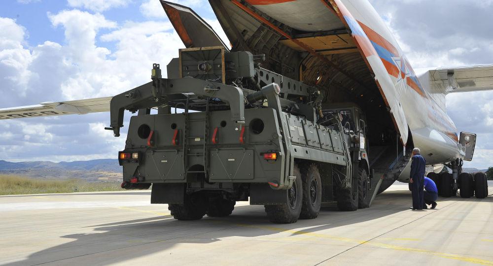俄国防出口公司:俄土正结束第二份S-400合同的磋商