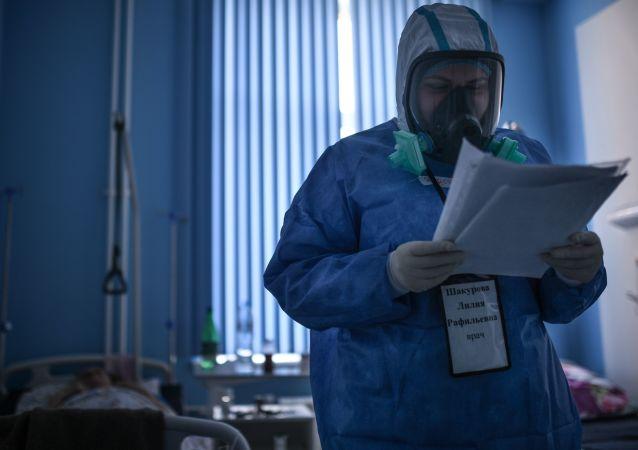 俄國防部:俄軍醫已開始在哈卡斯共和國收治新冠患者