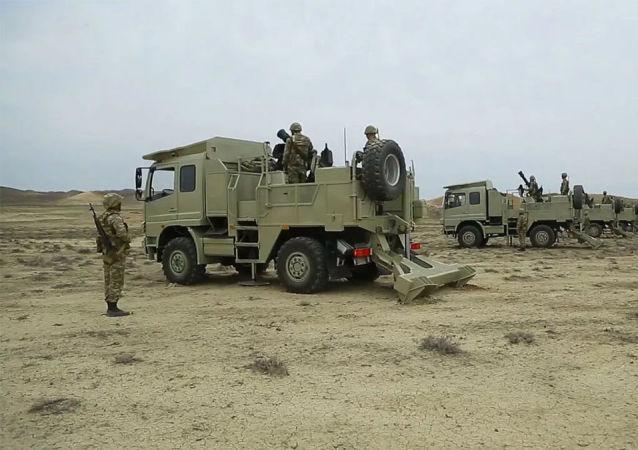 美國譴責亞美尼亞和阿塞拜疆邊境局勢升級