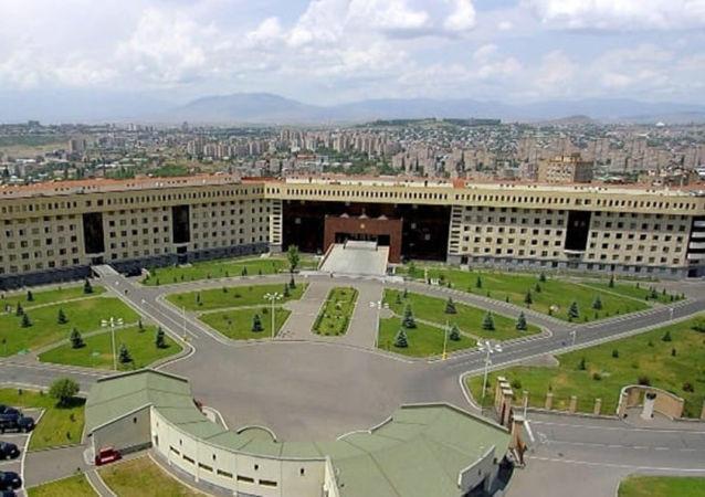 亞美尼亞否認阿塞拜疆關於亞方向阿軍陣地射擊的說法