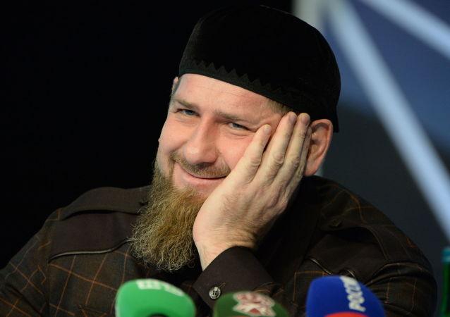 卡德罗夫称自己被授予少将军衔