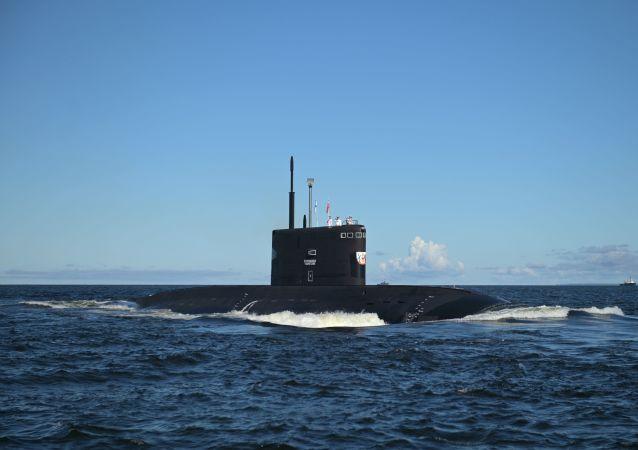 俄海軍出動艦艇潛艇約20艘參加黑海軍演