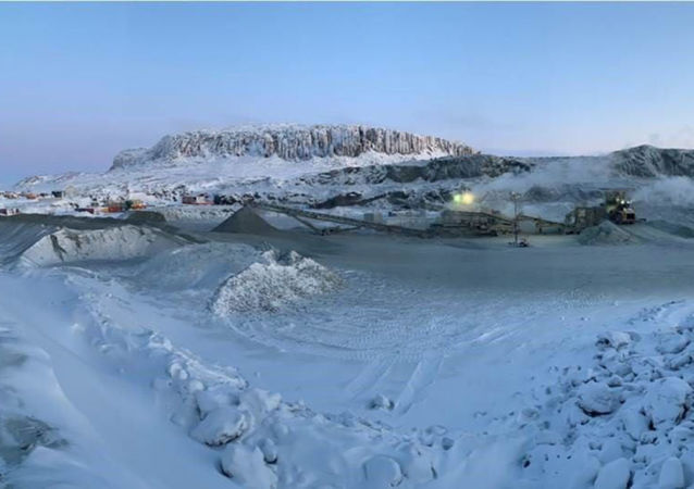 外媒:中国购买加拿大北极金矿计划在渥太华引争议