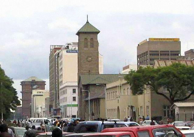 津巴布韦议会