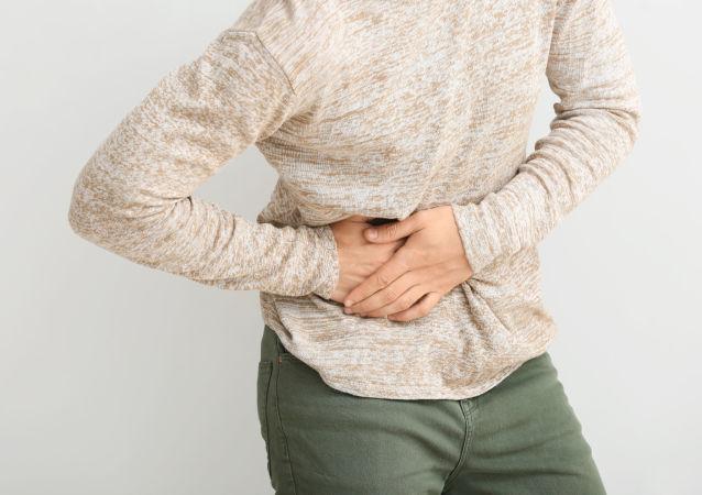 科学家指出肝硬化的异常症状