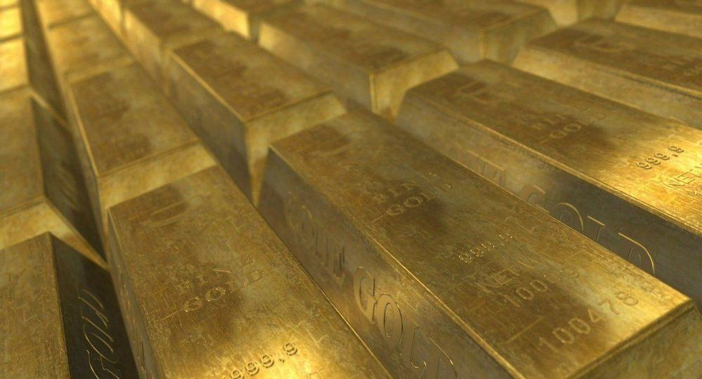 黃金期貨價格一度突破2000美元關口