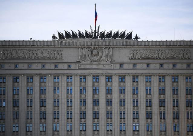 特朗普政府準備對俄羅斯國防部實施制裁