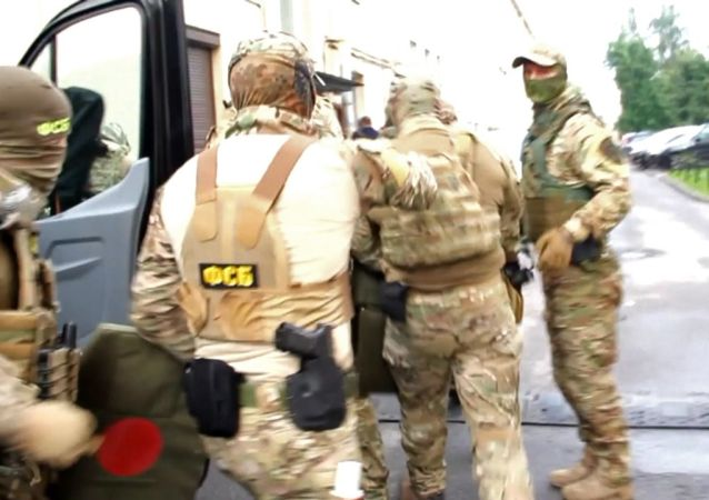 俄国家反恐委员会:在纳尔奇克市郊反恐行动中消灭5名匪徒