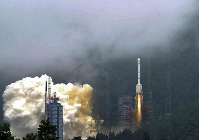 """中国卫星在发生故障两周后""""复活"""""""