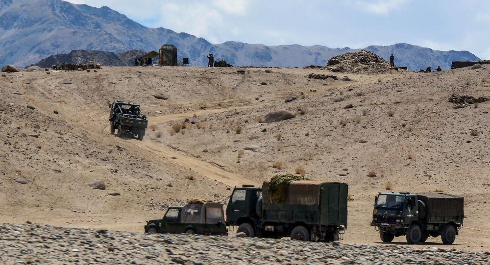 中國外交部:目前中印邊境局勢總體平穩