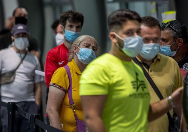 歐洲疾病預防與控制中心建議歐盟保留公共場所實施的新冠限制措施