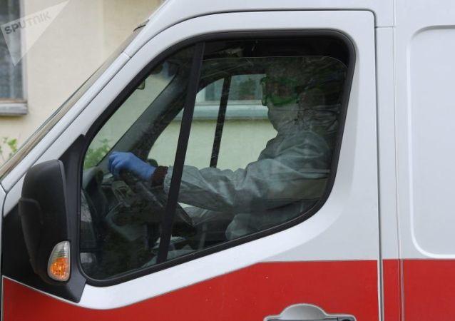 白俄羅斯救護車