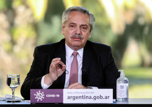 阿根廷总统费尔南德斯