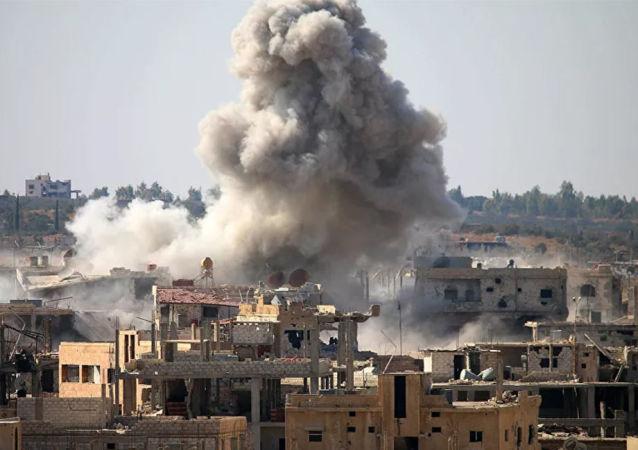 叙利亚南部一通行检查站遇袭致2名军人死亡