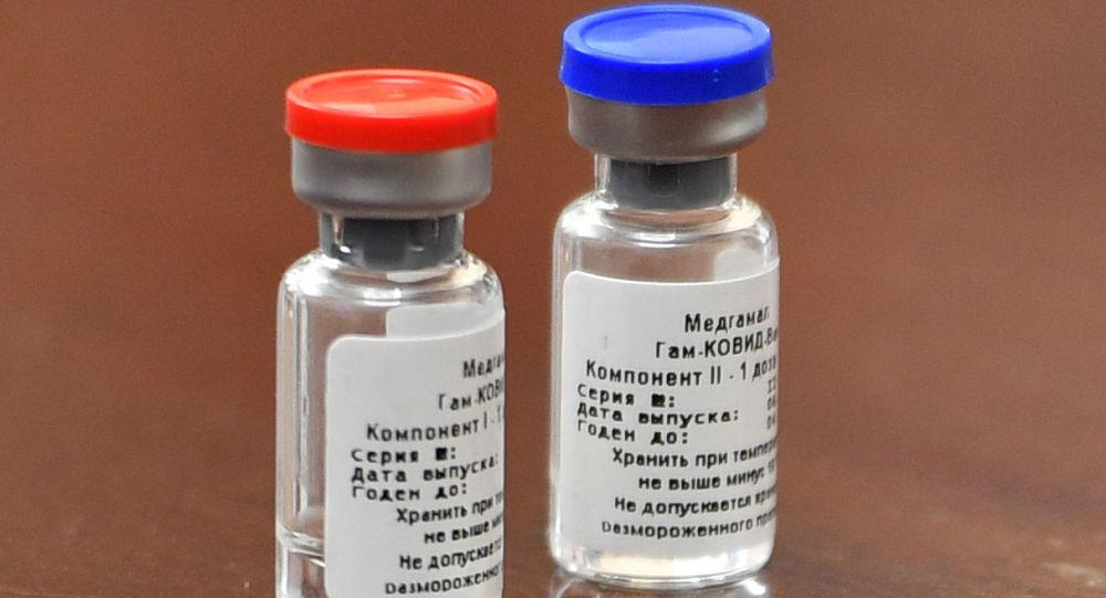 俄羅斯「衛星-V」(Sputnik V)防新冠病毒感染的疫苗