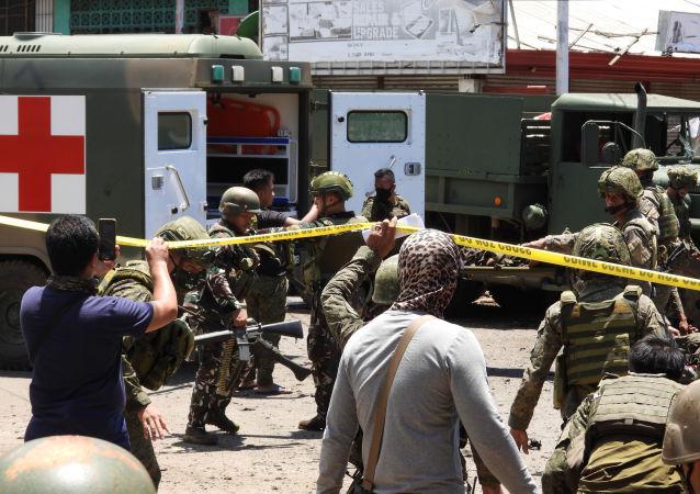 菲律賓居軍機失事造成至少29人喪生