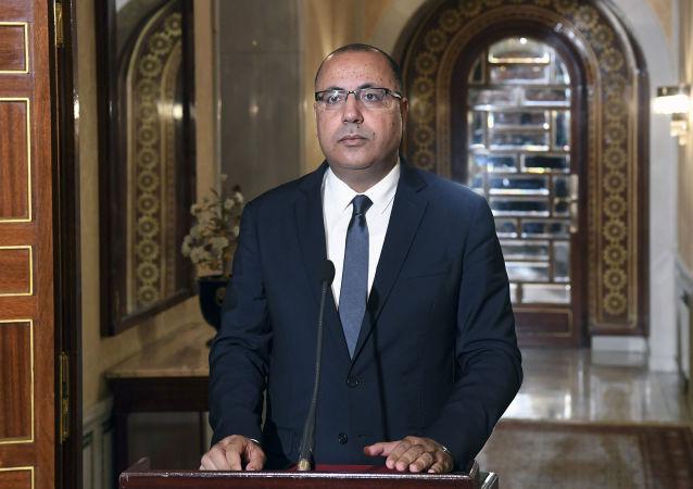 突尼斯總理希沙姆∙邁希希