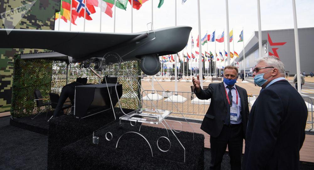 """俄""""军队-2021""""论坛将首次在南奥塞梯举办"""