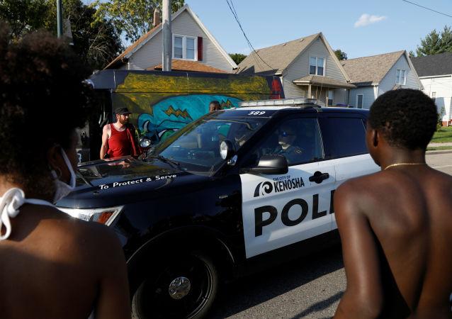 華盛頓警察擊斃一名非裔美國男子