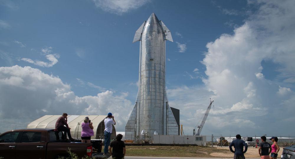 星際飛船 Starship