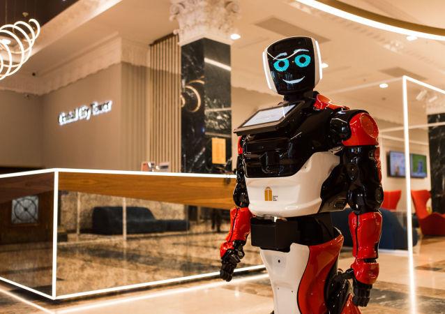 Promobot机器人