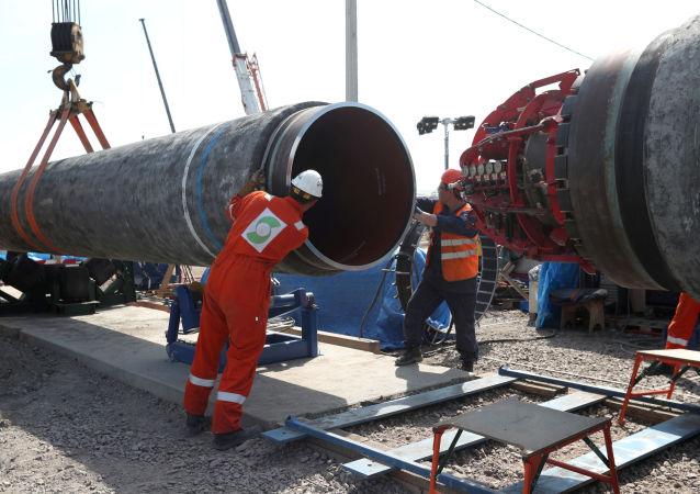 """波兰要求""""北溪-2""""项目合作伙伴必须终止与俄气的合同"""