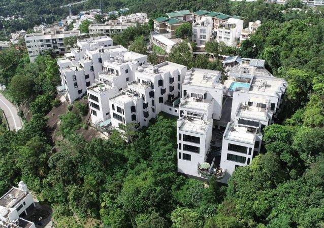 美國政府出售香港豪宅