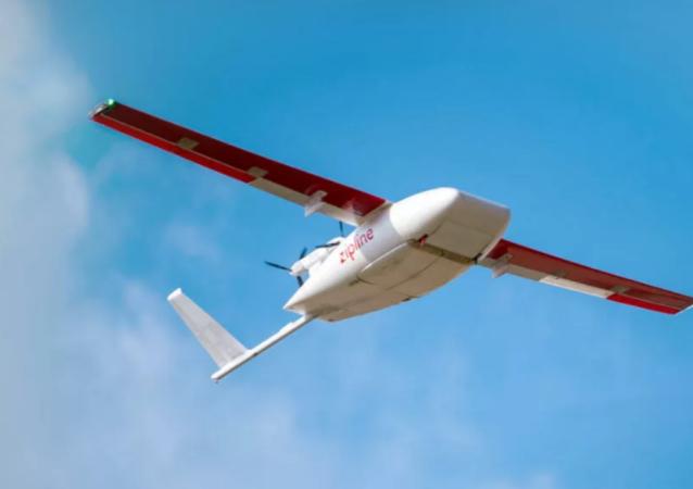 美國公司將試用無人機運送藥品