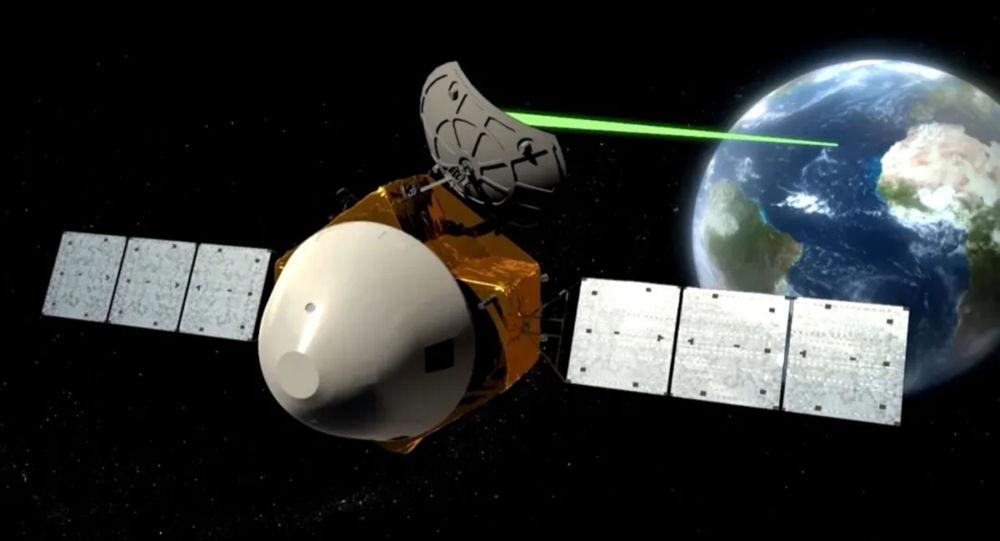 天問一號火星探測器