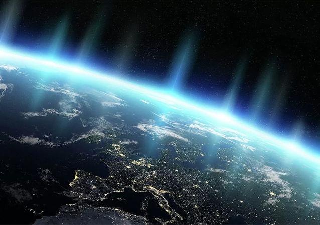 地球大氣層