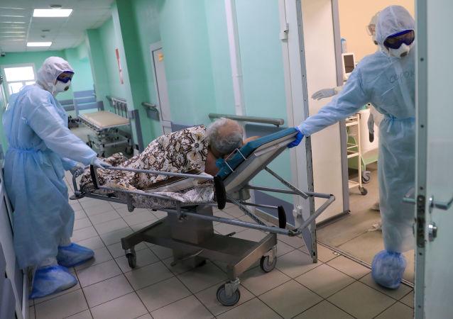俄專家:新冠患者出現胃腸道症狀更為常見
