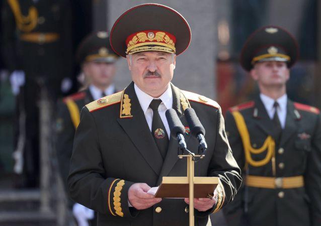 卢卡申科:俄白两军准备好执行确保安全的任务