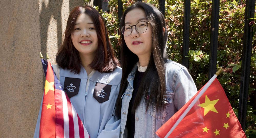 媒體:中國高學歷年輕人不再對美國抱有幻想