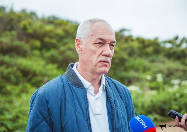 俄羅斯符拉迪沃斯托克杜馬主席安德烈·布里克