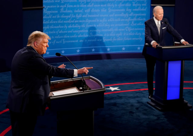 CNN和CBS电视观众认为拜登在辩论中获胜