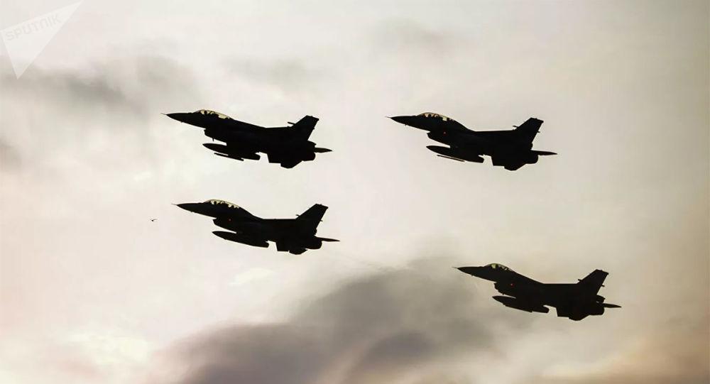 俄南部军区军队司令:黑海上空北约航空队飞行次数增加两倍