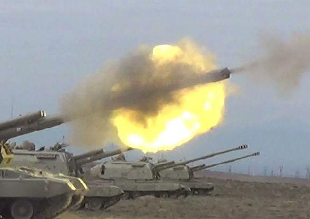 阿塞拜疆軍方