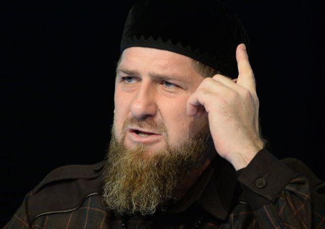 拉姆赞∙卡德罗夫
