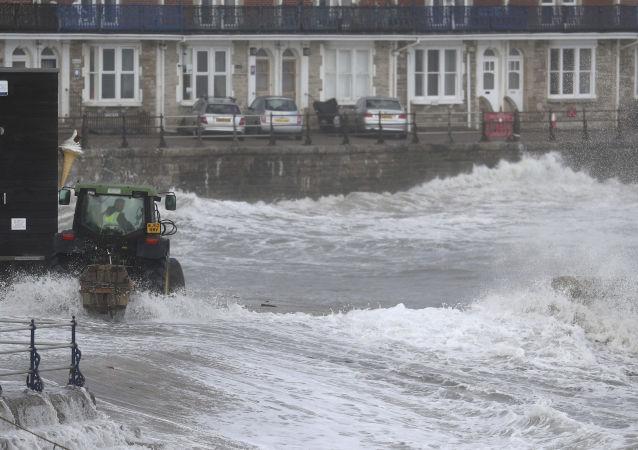 美國田納西州洪水已致4死1傷 資料圖