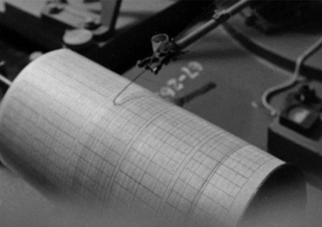台湾台东县海域发生4.9级地震