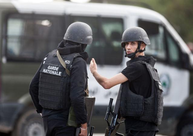 突尼斯安全部隊