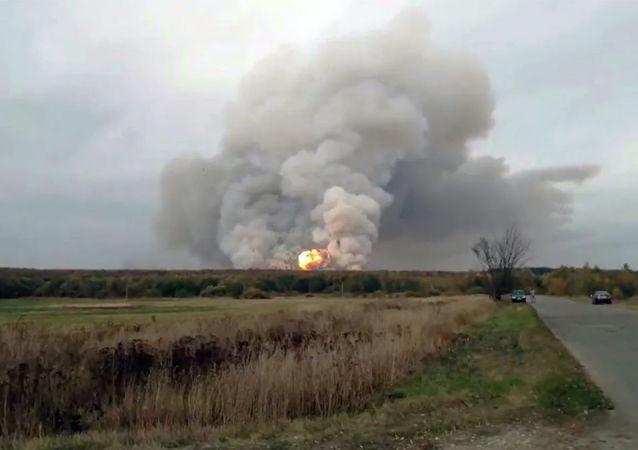俄国防部:梁赞州炮弹爆炸强度降至每15-25分钟爆炸一次