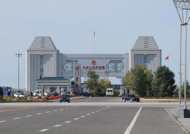 俄中8月份经外贝加尔斯克至满洲里口岸完成货物运输150万吨
