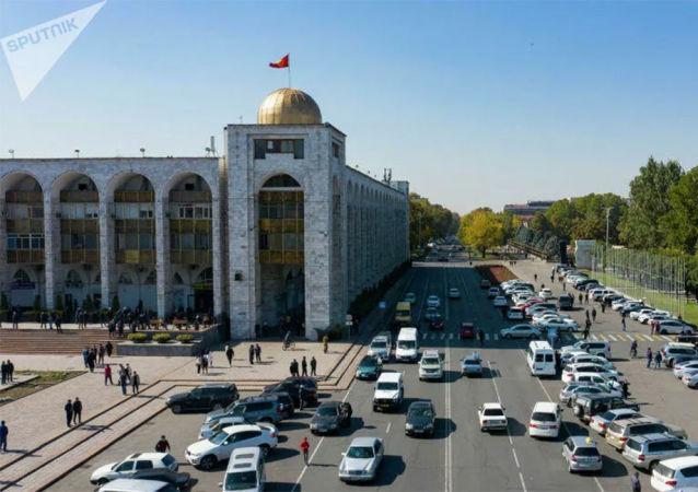 比什凯克(吉尔吉斯斯坦首都)
