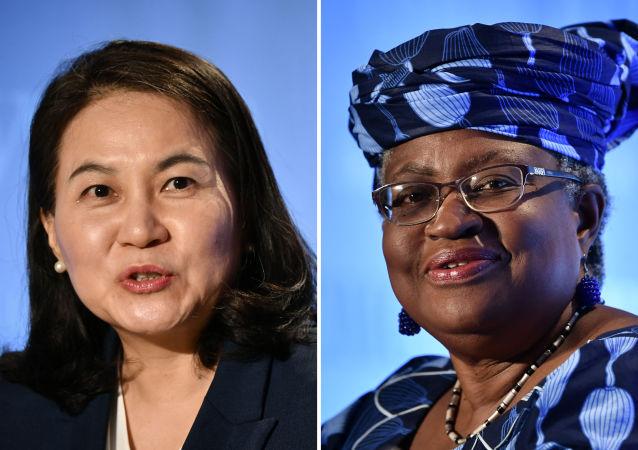 世贸组织将首次由女性执掌