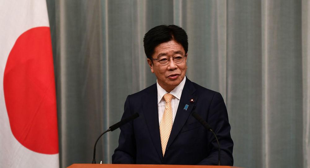 日本内阁官房长官加藤胜信