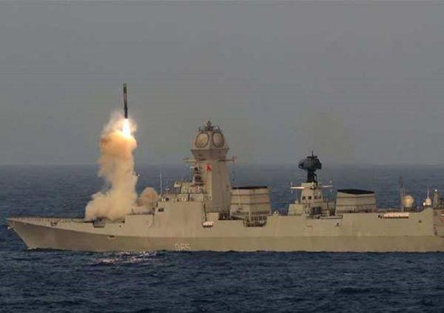 媒体:印度开始研制高超音速武器