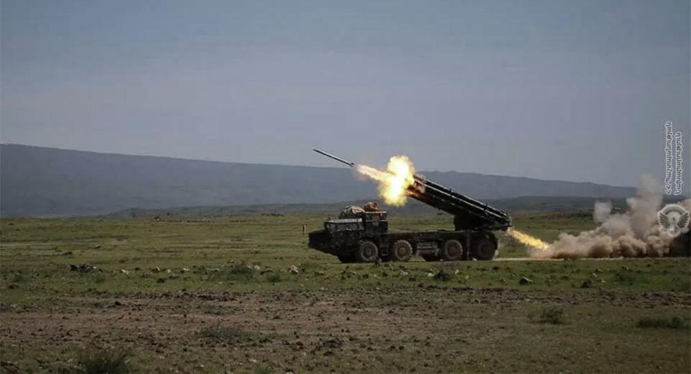 阿塞拜疆稱亞美尼亞嚴重違反停火制度